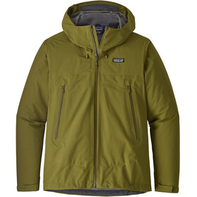 Patagonia Cloud Ridge Jacket Herr willow herb green
